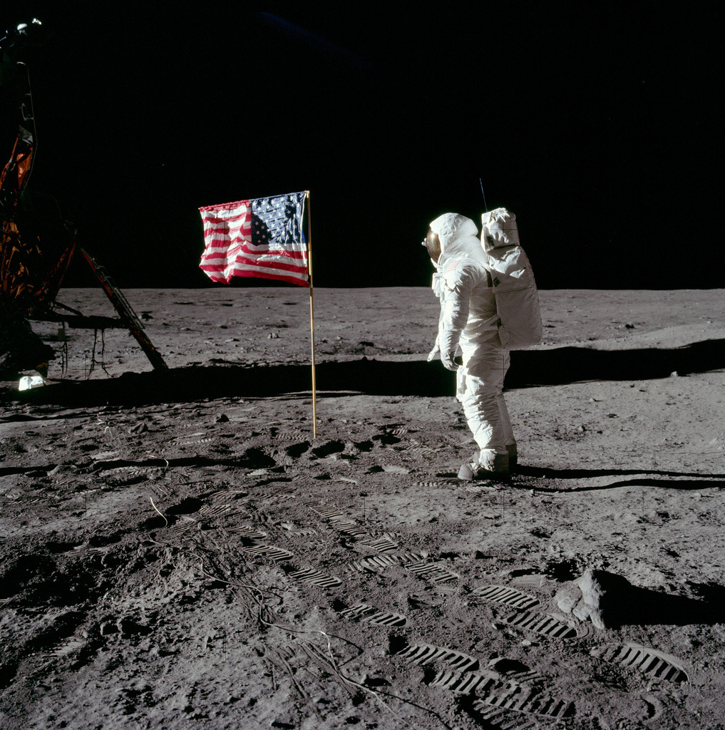 was the moon landing a hoax - photo #9